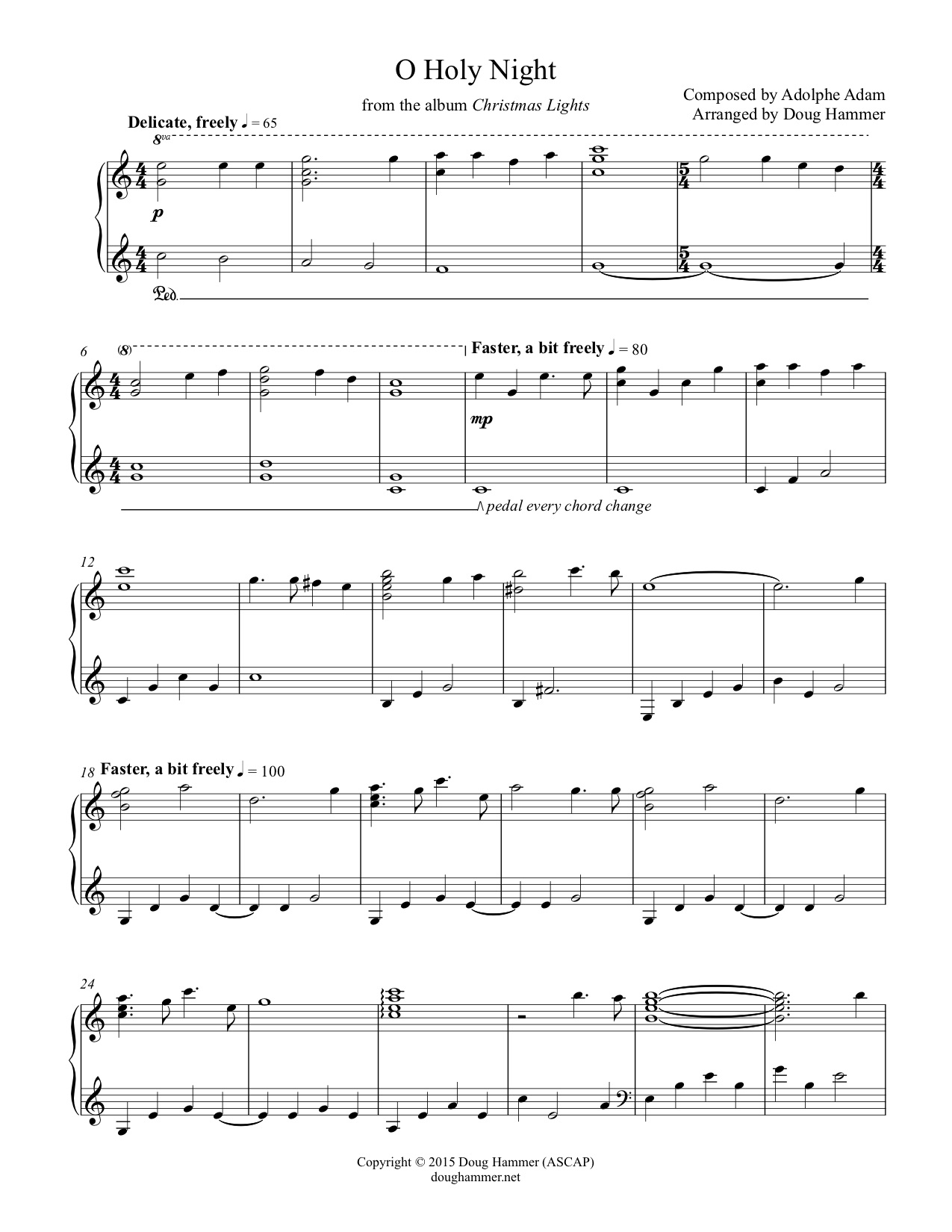 picture about My Heart Will Go on Piano Sheet Music Free Printable named Doug Hammers Shop Sheet Tunes Retail store